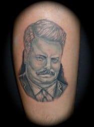 Detroit Tattoo Artist Michael Catanzaro