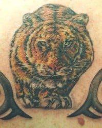 Detroit Tattoo Artist Patrick 1