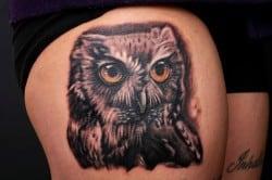 Detroit Tattoo Artist Ryan Methric