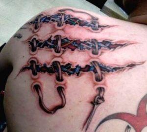 Fresno Tattoo Artist Dan Bernard 2