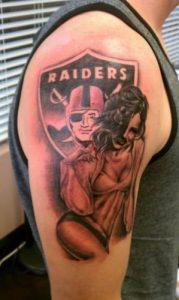 Fresno Tattoo Artist Frankie Moreno 1