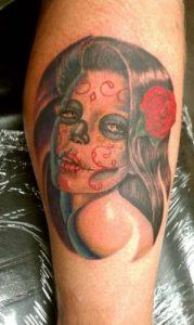 Fresno Tattoo Artist Frankie Moreno 2