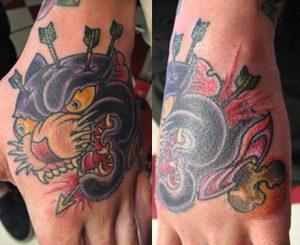 Fresno Tattoo Artist Jason 1