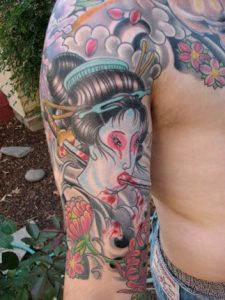 Fresno Tattoo Artist Jason 3