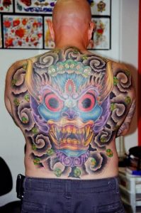 Fresno Tattoo Artist Jim McQuaid 4