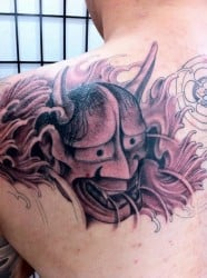 Honolulu Tattoo Artist Lee Maxwell 2
