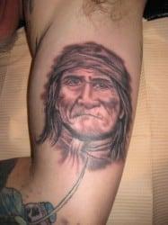 Houston Tattoo Artist Christina Sparrow 2