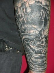 Houston Tattoo Artist Gary Kuhn 4