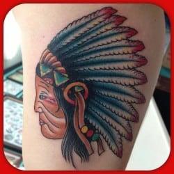Houston Tattoo Artist Homer Saenz 1