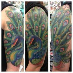 Houston Tattoo Artist Homer Saenz 3