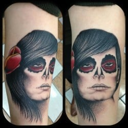 Houston Tattoo Artist Homer Saenz 4
