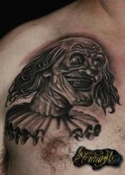 Houston Tattoo Artist Omar Hernandez 2