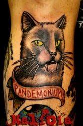 Jacksonville Tattoo Artist Malicia ZIntent 1