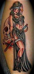 Jacksonville Tattoo Artist Mike Bruce 2