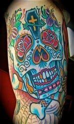 Jacksonville Tattoo Artist Mike Bruce 3