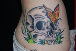 Jacksonville Tattoo Artist Mike Woods 1