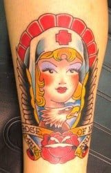 Kansas City Tattoo Artist Whispering Danny 2