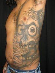 Las Vegas Tattoo Artist Aaron Neiman 1