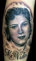 Chris Garcia Tattoos