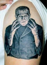 Las Vegas Tattoo Artist Dirk Vermin 2