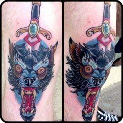 Las Vegas Tattoo Artist Jason Paxman 1