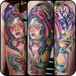 Las Vegas Tattoo Artist Jason Paxman 2