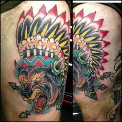 Las Vegas Tattoo Artist Jason Paxman 3