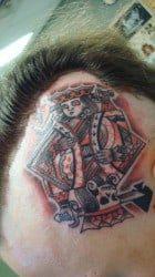 Las Vegas Tattoo Artist Matt Mazour 3