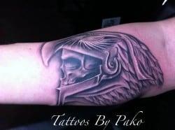 Las Vegas Tattoo Artist Pako 3