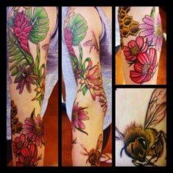 Las Vegas Tattoo Artist Valerie Logue 1