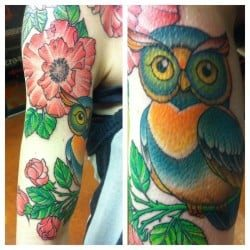Las Vegas Tattoo Artist Valerie Logue 3