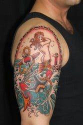 Miami Tattoo Artist Lenny 3
