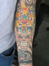 Miami Tattoo Artist Roger 1