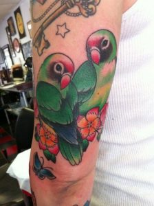 Milwaukee Tattoo Artist Denise Craig 3
