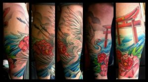 Milwaukee Tattoo Artist Jon Reiter 1