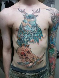 Milwaukee Tattoo Artist Josh Krstic 4