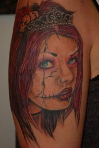 Milwaukee Tattoo Artist Ken Faught 3