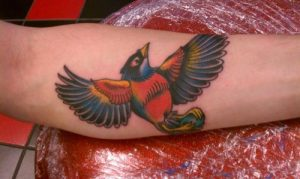 Milwaukee Tattoo Artist Steven Myron Birr 3
