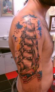 Milwaukee Tattoo Artist Steven Myron Birr 4