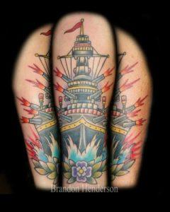 Nashville Tattoo Artist Brandon Henderson 4