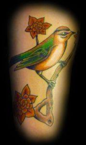 Nashville Tattoo Artist Ed Milburn 2