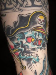 Nashville Tattoo Artist Mike Kepper 1