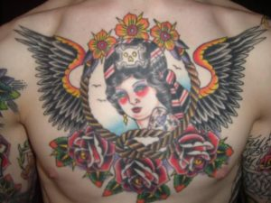 Nashville Tattoo Artist Mike Kepper 2