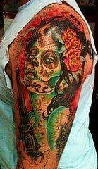 New Orleans Tattoo Artist Henry Rhodes 1