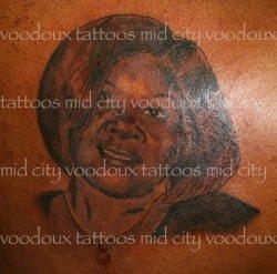 New Orleans Tattoo Artist Juju 3