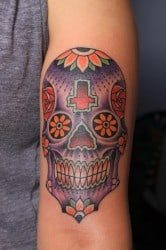 New Orleans Tattoo Artist Theophile 2