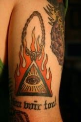 New Orleans Tattoo Artist Walt Clark 3