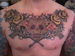 New Orleans Tattoo Artist Walt Clark 4