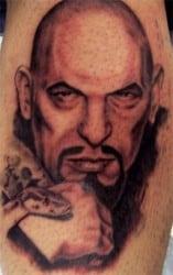 Oakland Tattoo Artist J-Sin 1
