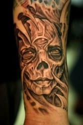Oakland Tattoo Artist J-Sin 4